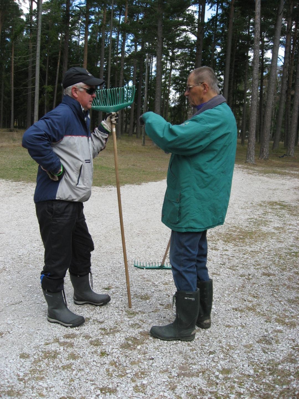Tankeutbyte mellan P-O Hyséus och Lennart Waxin